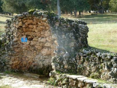Enebral y Ermita de Hornuez – Villa de Maderuelo;rutas a pie granja de san ildefonso segovia puebl